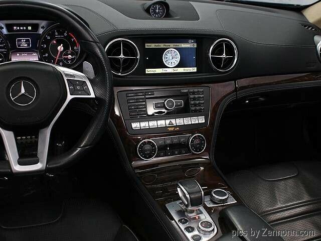 Image 14 Voiture Européenne d'occasion Mercedes-Benz SL-Class 2013