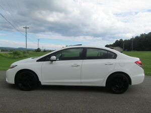 2014 Civic EX: Great shape inside/out! New tires on nice wheels!