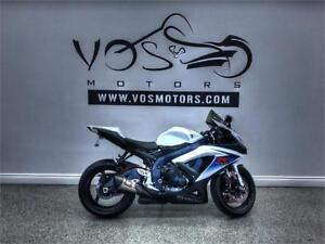 2010 Suzuki GSX R750-Stock#V2817NP- Free Delivery in the GTA**