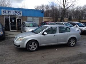 2008 Chevrolet Cobalt LT w/1SB Fully Certified! Located at Wella