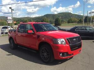 2010 FORD EXPLORER SPORTRAC ADRENALINE , V8 , CUIR , 4X4 ,FULL