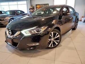 2016 Nissan Maxima SL 1 OWNER-NO ACCIDENTS-NAVI-ROOF-LEATHER-CAM