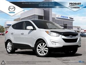 2013 Hyundai Tucson | Limited | Leather | Sunroof | AWD