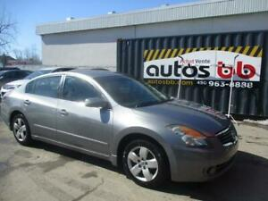 2008 Nissan Altima 2,5 S ( 4 CYLINDRES - PROPRE )