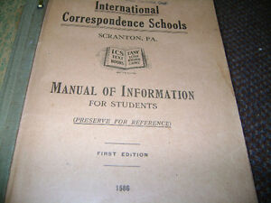 INTERNATIONAL CORRESPONDENCE SCHOOL Sarnia Sarnia Area image 2