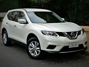 2016 Nissan X-Trail T32 ST X-tronic 2WD White 7 Speed Constant Variable Wagon Prospect Prospect Area Preview