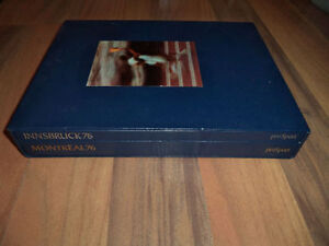 1976 Olympics boxed set of books