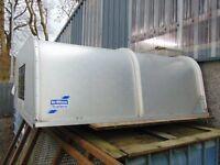 ifor Williams Aluminium Canopy
