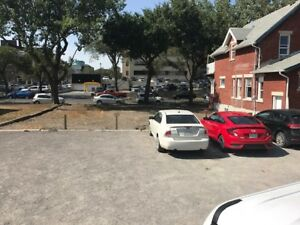 1 Spot left! Parking Near Broad & Victoria. 2065 Osler St