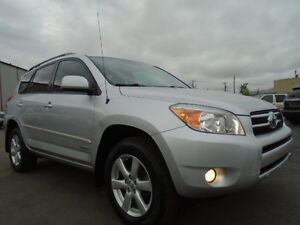 2008 Toyota RAV4 LIMITED SPORT--ONE OWNER---ONLY 50,000KM