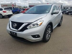 2017 Nissan Murano AWD SV $29888 Accident Free,  Navigation (GPS