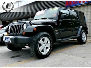 2011 JEEP WRANGLER SAHARA 4X4   DONT PAY FOR 6 MONTHS!!!    OAC