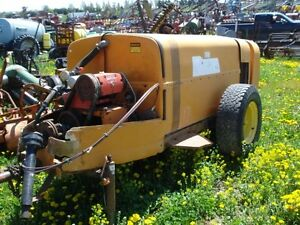 Metters Orchard Sprayer