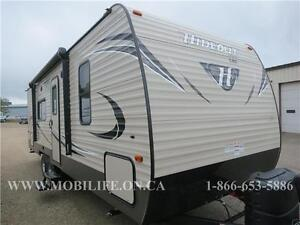2017 HIDEOUT 262LHS  - SLEEPS 8! - LUXURY FOR LESS -