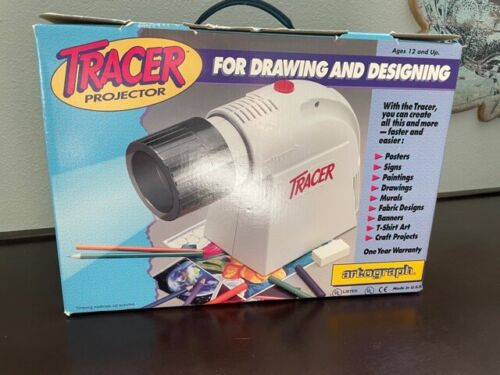 Artograph Tracer Projector For Drawing & Design Up to 10x Original Size