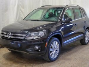 2015 Volkswagen Tiguan Highline AWD 4MOTION w/ Navigation, Backu
