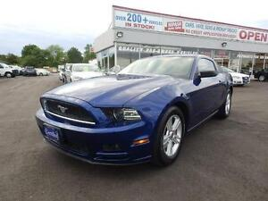 2014 Ford Mustang V6,1-OWNER NO ACCIDENTS DEALER MAINTAINED
