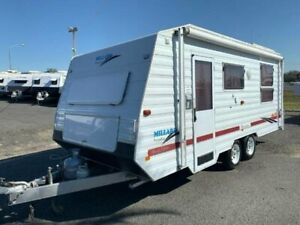 2002 Millard Horizon Limited Edition 2 Axle Forest Glen Maroochydore Area Preview