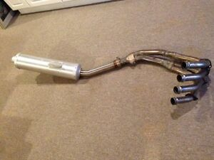 NEW 2005 Yamaha R6 full exhaust system