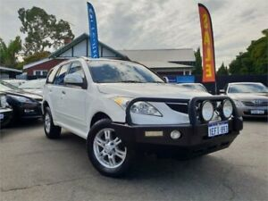 2013 Great Wall X200 CC6461KY MY11 (4x4) 5 Speed Automatic Wagon Mount Hawthorn Vincent Area Preview