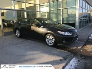 2015 Lexus ES 350 BLIND SPOT/NAVIGATION/HEATED AND COOLED SEATS/