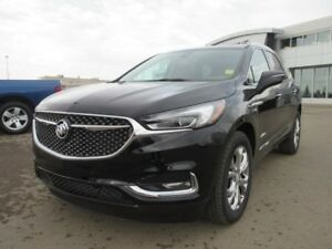 2018 Buick Enclave Avenir. Text 780-872-4598 for more informatio