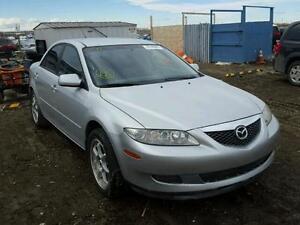 2005 Mazda Mazda6 Sedan