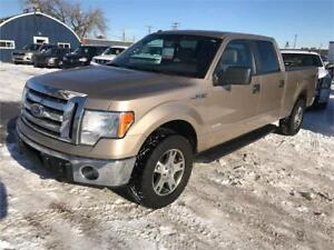 2012 Ford F-150 Crew XLT 4x4 **1-OWNER/ INSPECTED/ WARRANTY*