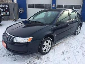 2007 Saturn ION - ONLY 77K - $5,750