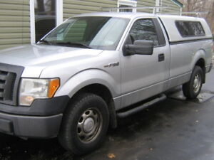 Ford F-150 with very low mileage only 24676
