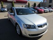 2009 Holden Calais VE MY09.5 V Silver 6 Speed Automatic Sedan Werribee Wyndham Area Preview