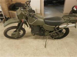 2000 HARLEY DAVIDSON MT 500!!EX MILITARY WITH 14000 MILES!$4995!