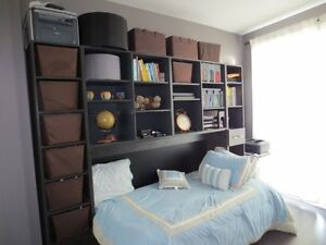 ****** Murphy Bed sale with storage space in downtown Toronto