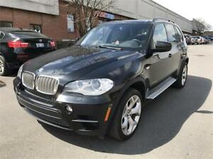 2013 BMW X5 35d, SPORTS PKG, NAV, NO ACCIDENT, TWO SET WHEELS