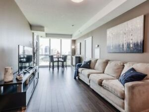 DOWNTOWN MISSISSAUGA 2 BED/BATH SPACIOUS APT