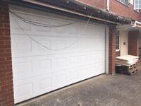 Hormann Supramatic double garage door 1,000 GBP OBO