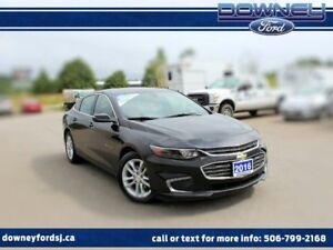 2016 Chevrolet Malibu 1LT POWER SEAT REARVIEW CAMERA BLUETOOTH