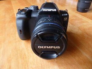 Olympus E-510 digital Camera