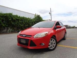 2012 Ford Focus SE , AUTO,-NO ACCIDENTS-CALL TODAY 416 742 5464