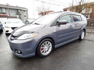 2007 MAZDA 5 GT (AUTOMATIQUE, TOIT, MAGS, FULL, IMPÉCCABLE!!!)