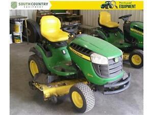 John Deere D170 Lawn & Garden Tractors Regina Regina Area image 2