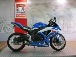 2009 Suzuki GSX-R600 Moorooka Brisbane South West Preview