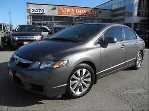 2011 Honda Civic Sdn EX-L LEATHER - SUNROOF Oakville / Halton Region Toronto (GTA) image 17