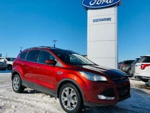 2014 Ford Escape SE, 4x4, Leather, LOADED, $136 Bi-Weekly! Moonr