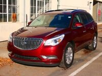 2015 Buick Enclave AWD SUNROOF HEATED LEATHER CRIMSON RED $0 DOW