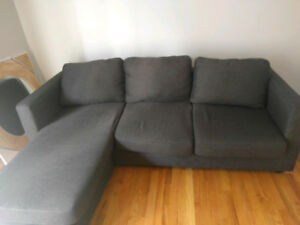 JYSK Grey Couch