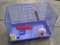 Hamster Cage.