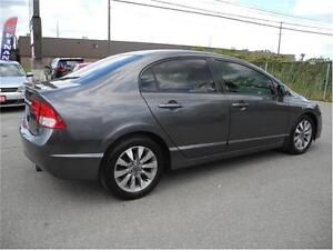 2011 Honda Civic Sdn EX-L LEATHER - SUNROOF Oakville / Halton Region Toronto (GTA) image 8