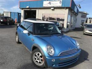 MINI COOPER 2005 AUTOMATIQUE / CUIR / TOIT PANORAMIQUE / FULL!!