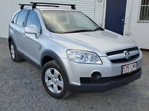 2009 Holden Captiva CG MY09 SX (4x4) Grey 5 Speed Automatic Wagon Gaven Gold Coast City Preview